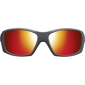 Julbo Billy Spectron 3 Sunglasses Kids, matt dark grey/red